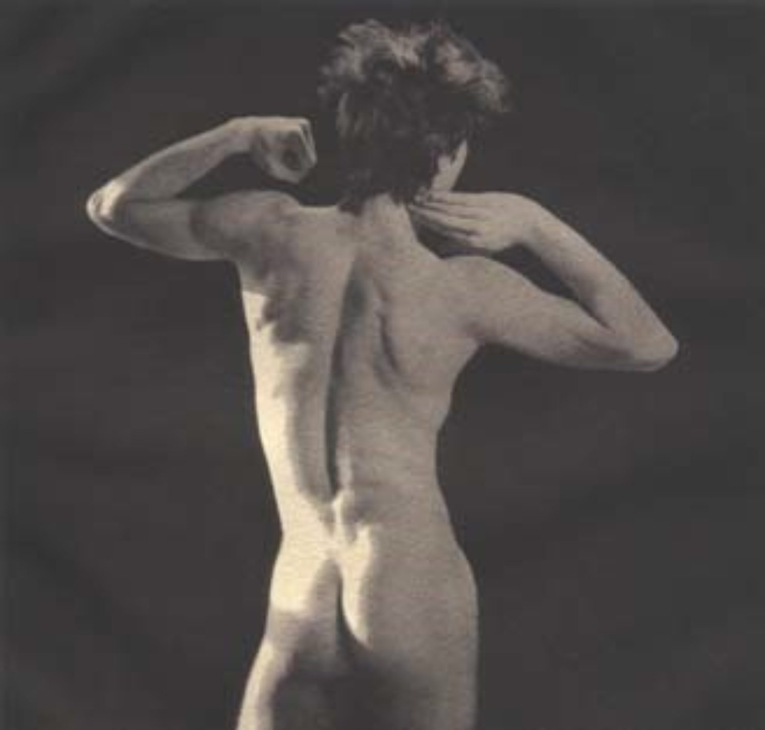 Mapplethorpe Nude