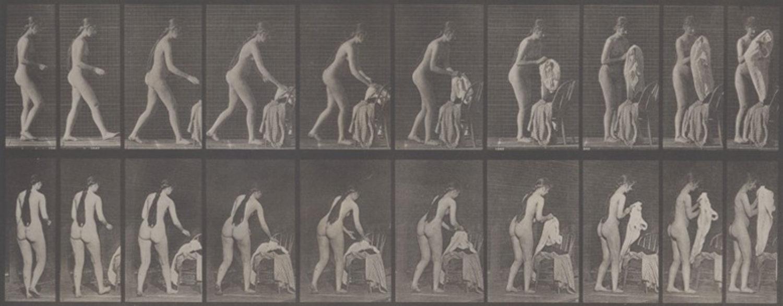 Muybridge Nude Study