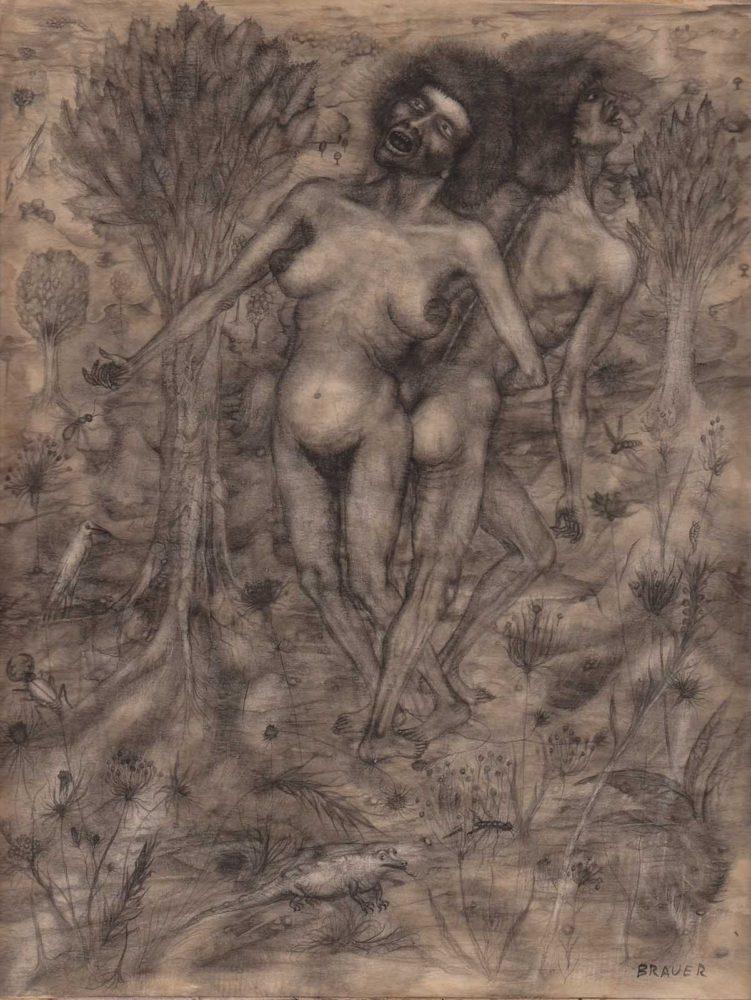 Brauer Adam und Eva