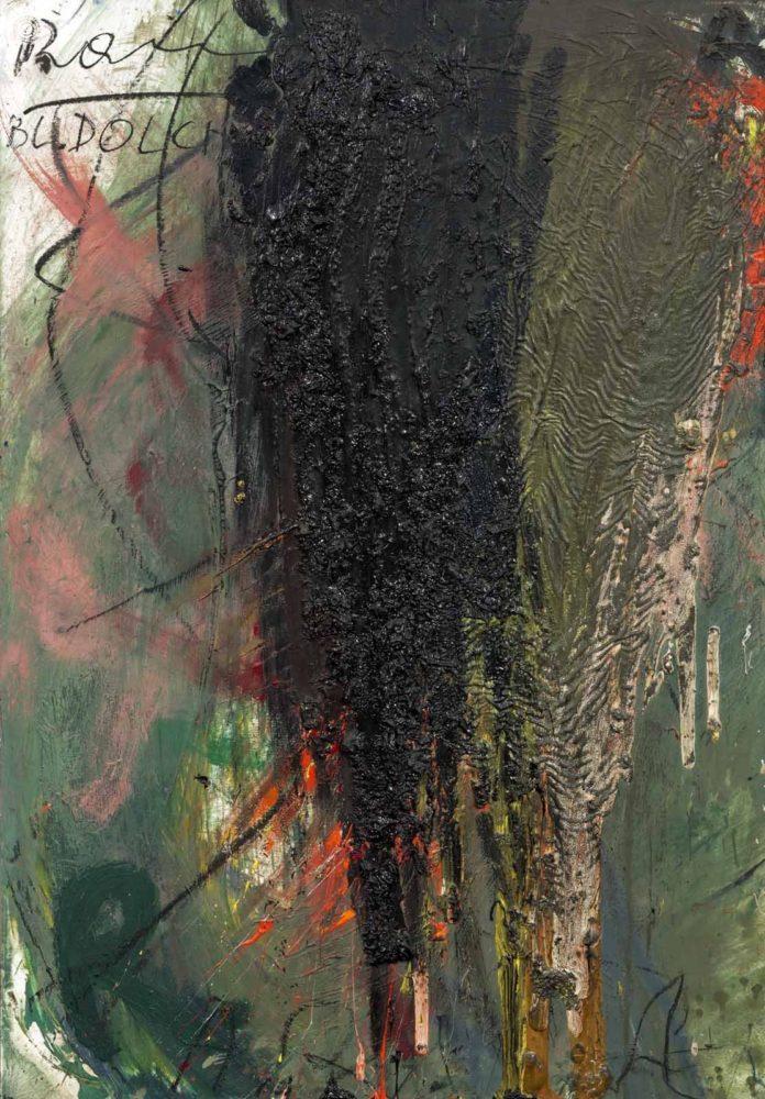 Rainer Fingermalerei Blutiger Dolch