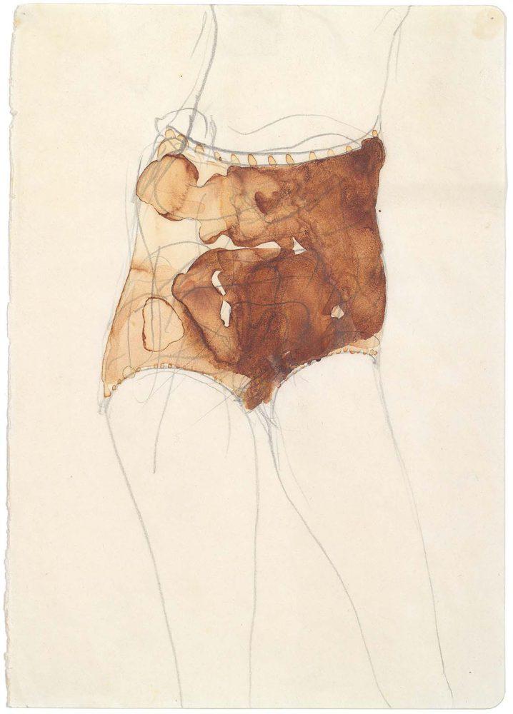 Beuys Mädchen (Hasenblut)