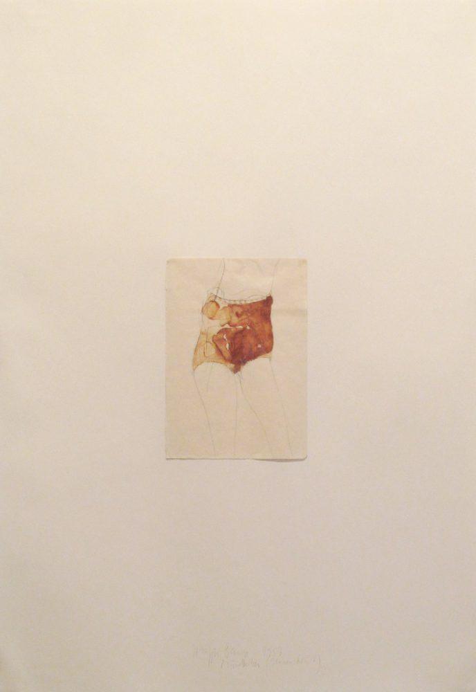 Beuys Mädchen Mit Hasenblut Foto Web