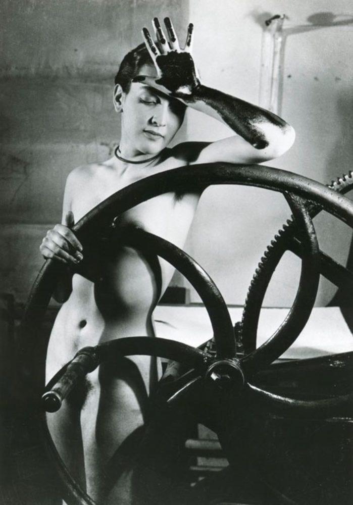 Man Ray Meret Oppenheim